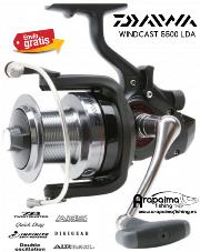 OFERTA FLASH: CARRETE DAIWA WINDCAST BR 5500LDA LARGA DISTANCIA