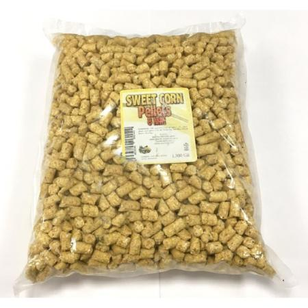 POISSON FENAG PELLETS MAIZ BABY CORN 8MM 1800 gr.