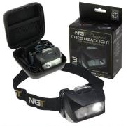 Linterna NGT DYNAMIC CREE Headlight USB rechargeable