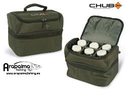 BOLSO para botes pop ups, chufas CHUB VANTAGE Pop Up And Bait Bag