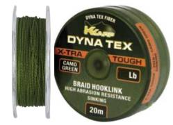 TRENZADO ANTI-ABRASION KKARP DYNA TEX X-TRA TOUGH CAMO GREEN 25 LB 20 M