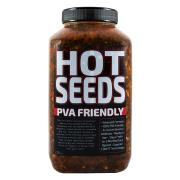 MUNCH BAITS Hot Seeds Particles 2,35L ( PVA Friendly)