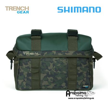 SHIMANO TRIBAL Trench Cooler Bait Bag