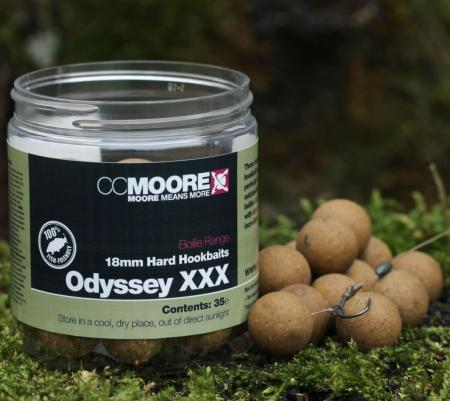 CCMOORE ODYSSEY XXX HARD HOOKBAITS 18 mm