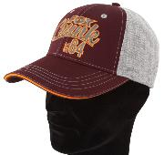 Gorra FOX CHUNK GREY/BURG/ORANGE
