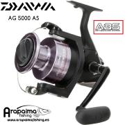 Carrete Siluro DAIWA AG 5000 AS