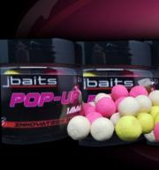 JBAITS FLURO POP UPS BANANA 14 mm