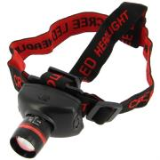 Linterna NGT LED Headlamp Q5 CREE 300 Lumens