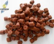COPPENS RED KRILL HALIBUT PREMIUM PELLET 14 mm PERFORADO 1 kg bolsa al vacio