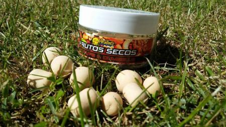 PERALBAITS POP UPS MIXED FRUTOS SECOS 14-18 mm 150 gr