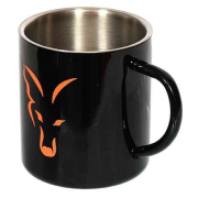 NOVEDAD! Taza Acero Inoxidable FOX Stainless Steel Mug - 400ml