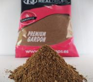 REAL DROPS ENGODO GROUNDBAIT / STICK MIX PREMIUM GARDON