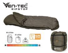 NOVEDAD! Ven-Tec Ripstop 5 season XL sleeping bag XL (103X220cm)