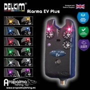 OFERTA: alarma Delkim EV Plus (6 colores disponibles)