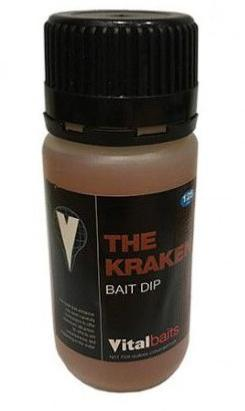 VITALBAITS THE KRAKEN BAIT DIP 125 ml