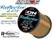 AWA-SHIMA ION POWER REFLECTOR LCS 0,309 mm 10,90 kg 600m