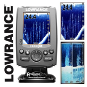LOWRANCE HOOK 3X DSI (con DOWNSCAN IMAGING)