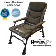 Silla Luxury Hurricane Camo Chair