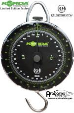 KORDA LIMITED EDITION BASCULA SCALES REUBEN HEATON 60 Lb