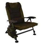 Silla Solar Tackle SP C-Tech Recliner High con organizador de regalo