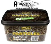 Crafty Catcher Particles Hemp Wheat & Maples 3kg ( PVA Friendly)
