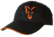 Gorra FOX BLACK & ORANGE BASEBALL CAP