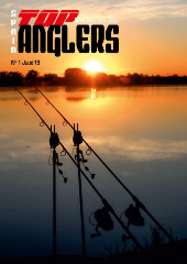 REVISTA TOP ANGLERS NUM. 1 JULIO 19 210 pag.
