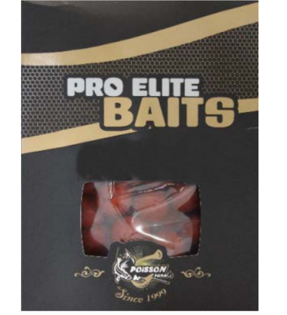 POISSON FENAG PRO ELITE GOLD TUNA SPIRULINA BOILIES 14 mm