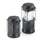 ENERGO TEAM SOLAR CAMPING LAMP Lampara Solar Plegable Biwy carpfishing