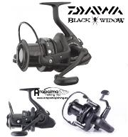 CARRETE DAIWA BLACK WIDOW CARP 5000LDA