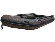 FOX FX 290 CAMO INFLATABLE BOAT INC. HARD ALUMINIUM FLOOR