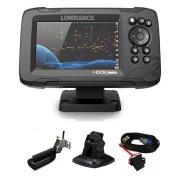 LOWRANCE HOOK REVEAL 5 Sonda GPS CHIRP con transductor 83/200 HDI