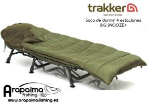 TRAKKER 4 ESTACIONES BIG SNOOZE PLUS