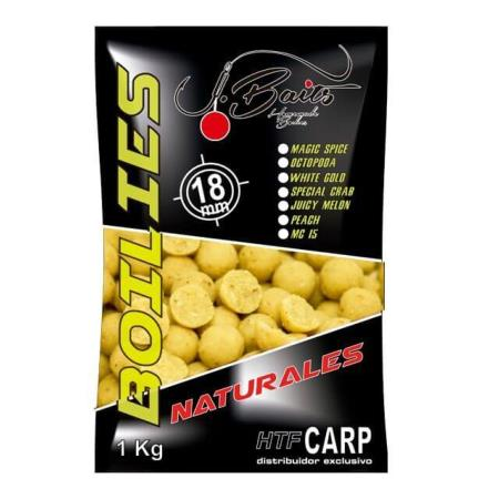 JBAITS BOILIES BANANA 18 mm 1 kg