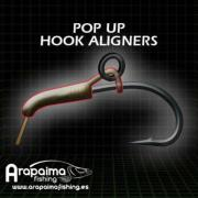 COVERT POP UP HOOK ALIGNER MARRON