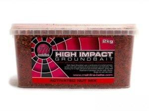 MAINLINE GROUNDBAIT Hight Impact NUT Mix 2 kg