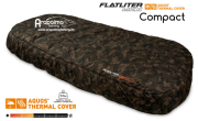 COVERTOR FOX Flatliter MK2 THERMAL Aquos Camo Cover - Compact