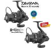 OFERTA PACK: 2 DAIWA BLACK WIDOW CARP 5000LDA