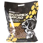 NASH BAIT SCOPEX SQUID STABILISHED BOILIES 15 mm